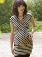 Gosella Maternity Tunic Top