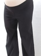 Maternity Work Trousers by Tete-a-Tete